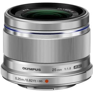 Objetivo Olympus 25MM F1.8 M.ZUIKO DIGITAL Plateado