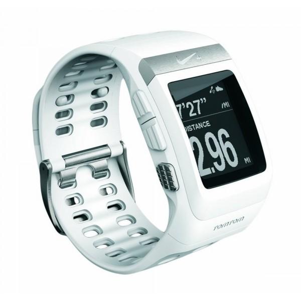 Nike SportWatch (Tomtom) con GPS blanco