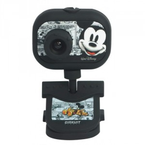 Webcam Mickey Mouse