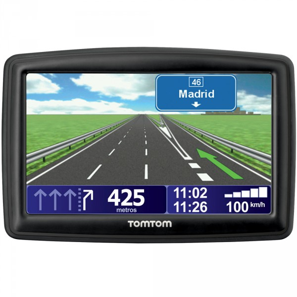 gps tomtom xl iberia classic. Black Bedroom Furniture Sets. Home Design Ideas