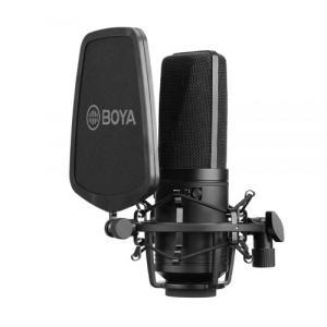 Micrófono de Condensador Boya BY-M1000