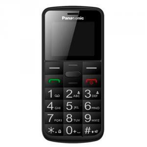 Teléfono Movil Panasonic KX-TU110EXB Negro