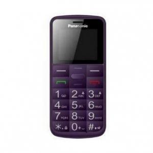 Teléfono Movil Panasonic KX-TU110EXB Morado
