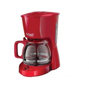 Cafetera Russell Hobbs Textures Roja 22611-56