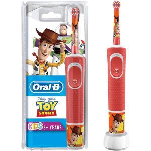 Cepillo eléctrico infantil Braun Oral-B Kids Toy Story