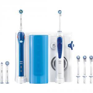 Centro dental Braun oral-b OC501 (oxyjet + Pro 2000)