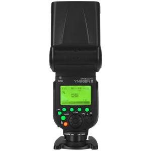 Flash inalámbrico Yongnuo YN968N II para Nikon