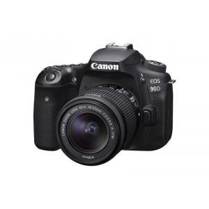 Cámara Canon EOS 90D + 18-55mm IS STM