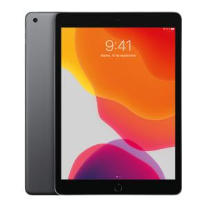 iPad 2019 Wi-Fi 32 GB Gris espacial
