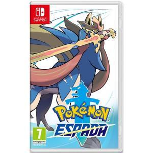 Juego nintendo switch Pokemon Espada