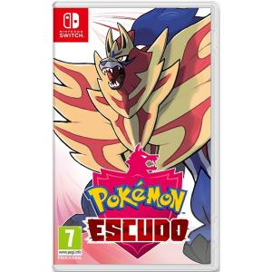 Juego nintendo switch Pokemon Escudo