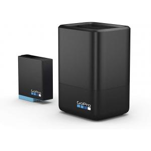 Gopro Cargador de batería dual + batería
