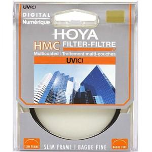 Filtro Ultravioleta (UV) HMC 62MM Hoya