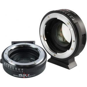 Adaptador de Objetivo Viltrox NF-M43X para cámara Nikon a M4/3