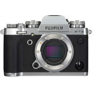 Fujifilm X-T3 Cuerpo Plata