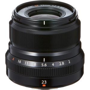 Objetivo Fujifilm Fujinon XF 23mm F2 R WR