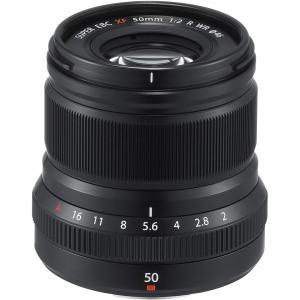 Objetivo Fujifilm Fujinon XF 50mm F2 R WR