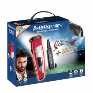 Recortador de barba y nariz Babyliss E849P