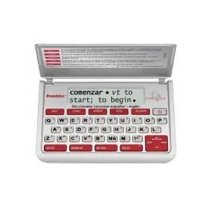 Diccionario electrónico Franklin DBE-119