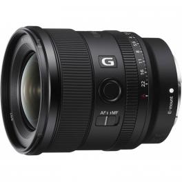 Objetivo Sony FE 20mm f/1.8 G