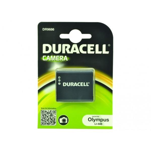 Batería Duracell DR9686 para Olympus