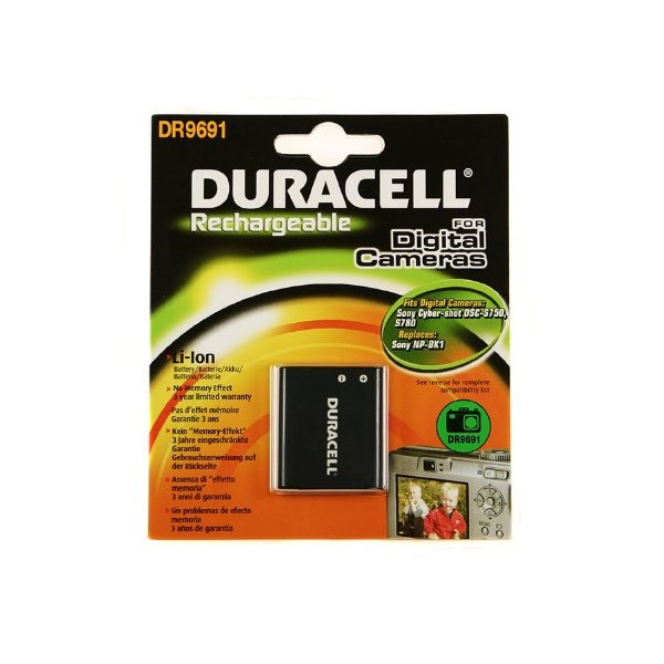 Bateria Duracell DR9691 para Sony