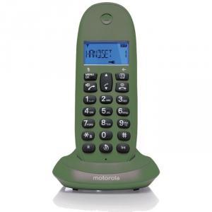 Teléfono inalámbrico Motorola C1001LB Verde