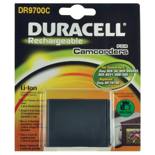Bateria Duracell DR9700C para Sony