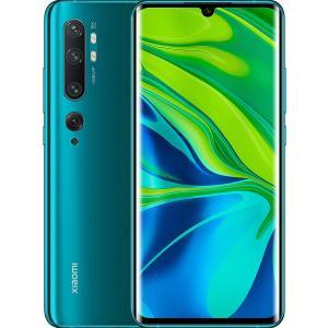 Teléfono Móvil Xiaomi Mi Note 10 128GB Verde aurora