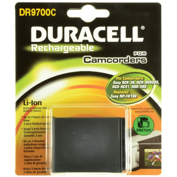 Bateria Duracell DR9706C para Sony