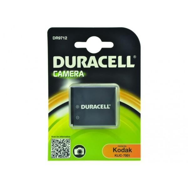 Bateria Duracell DR9712 para Kodak