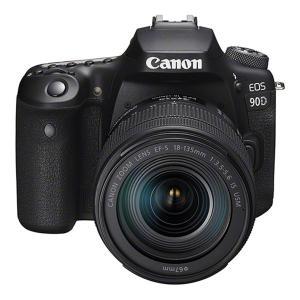 Cámara Canon EOS 90D + 18-135mm IS USM