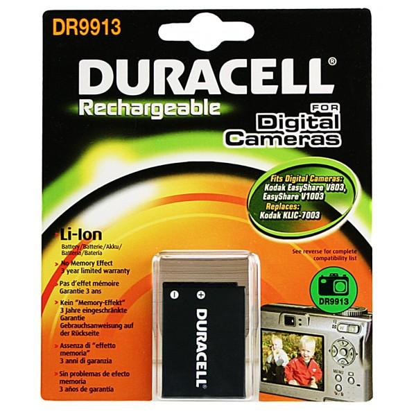 Bateria Duracell DR9913 para Kodak
