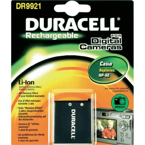 Bateria Duracell DR9921 para Casio
