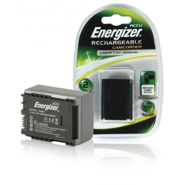 Bateria Energizer CA809 para Canon