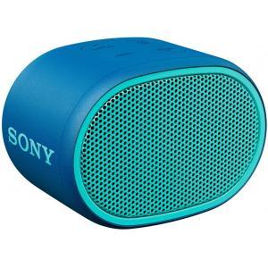 AAltavoz inalámbrico Sony SRSXB01 Azul