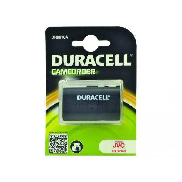 Bateria Duracell DR9918A para JVC