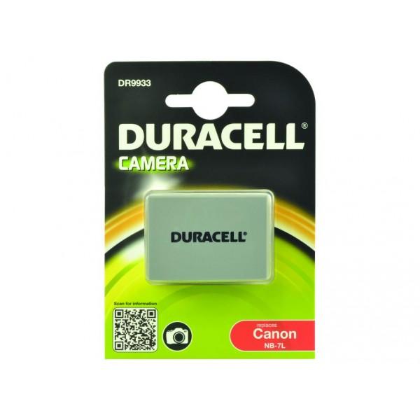 Bateria Duracell DR9933 para Canon