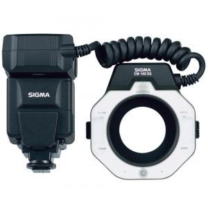 Flash Sigma EM-140 DG (MACRO) para Nikon
