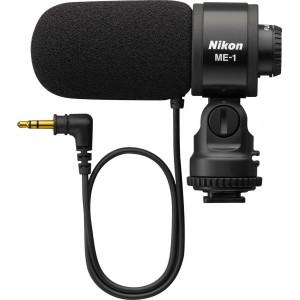 Micrófono para cámara Nikon ME-1