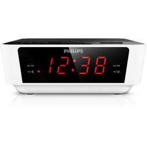 Radio reloj Philips AJ3115 con sintonización digital