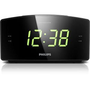 Radio reloj Philips AJ3400 con sintonización digital