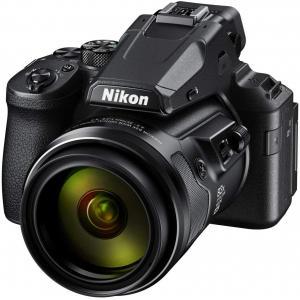 Nikon Coolpix P950 negra