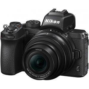 Cámara Nikon Kit Z 50 + 16-50 VR