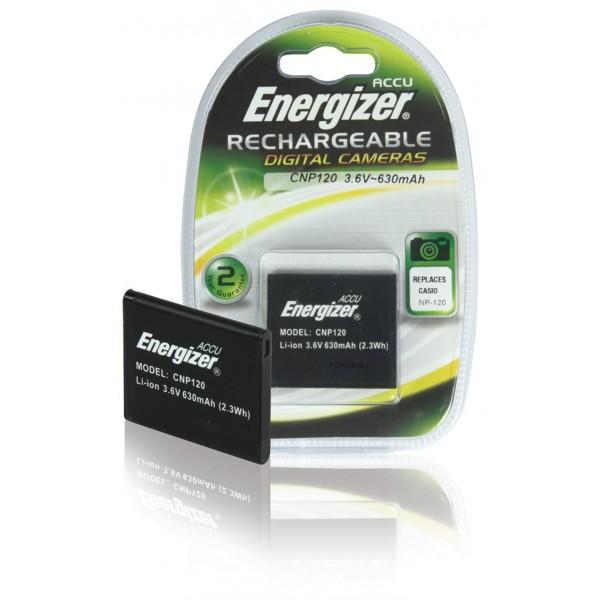 Batería Energizer CNP120 para Casio