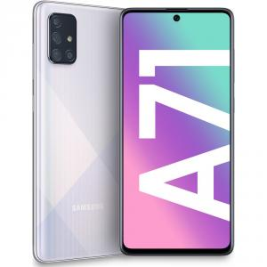 Samsung Galaxy A71 Plata 128GB