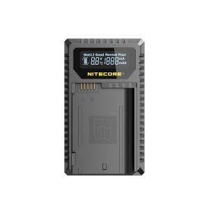 Nitecore UNK2 cargador inteligente para Nikon