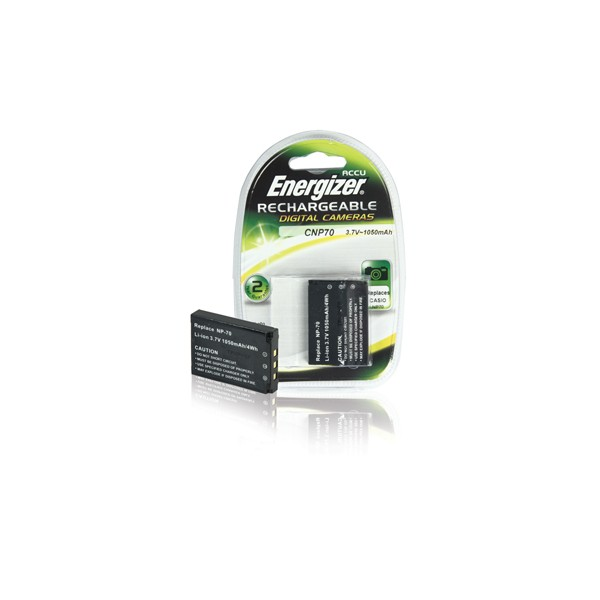 Batería Energizer CNP70 para Casio