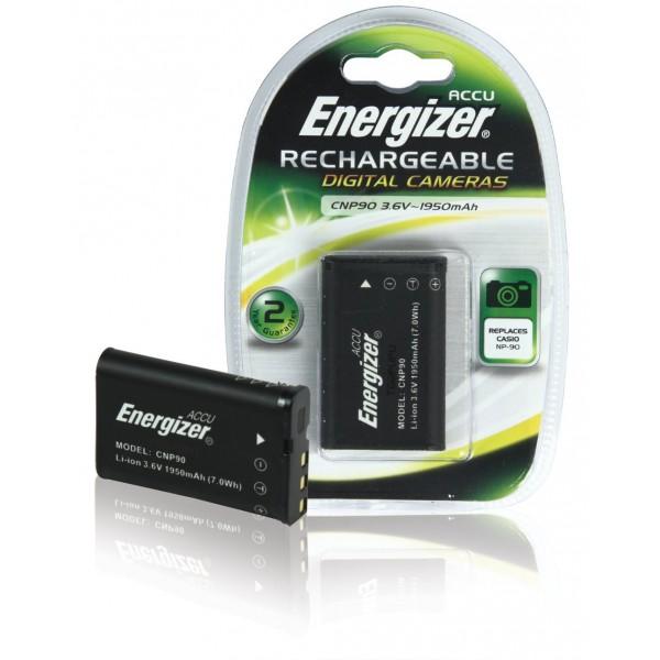 Batería Energizer CNP90 para Casio