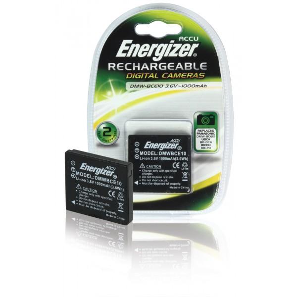 Batería Energizer DMWBCE10 para Panasonic